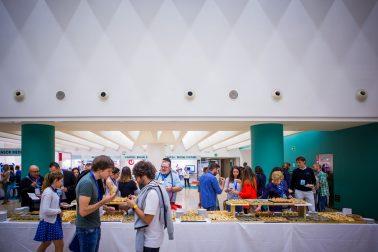 Congresos Kursaal, Oscar Oliva Visual