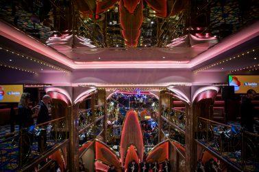 Inauguración Casino Bilbao, Oscar Oliva Visual
